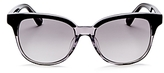 Kate Spade Arlynn Square Sunglasses, 52mm