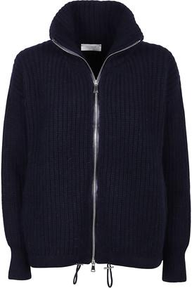 Zanone Woven Zipped Sweater