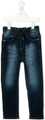 Molo light-wash skinny jeans