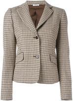 P.A.R.O.S.H. 'Adel' blazer - women - Cotton/Acrylic/Polyester/Wool - M