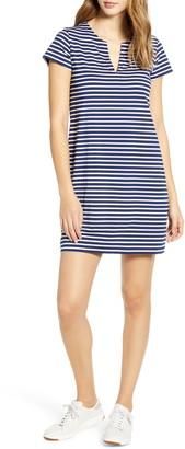 Vineyard Vines Sankaty Stripe Tunic Dress