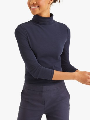 Boden Essential Roll Neck Top