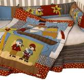 Cotton Tale Designs Pirates Cove 4-Piece Crib Bedding Set