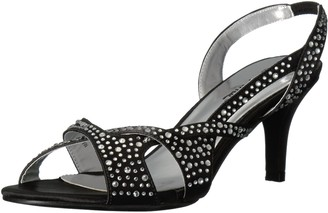 Annie Shoes Women's Long Time W Dress Sandal
