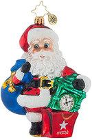 Christopher Radko State Street Santa Ornament, Created for Macy's