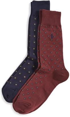 Polo Ralph Lauren Foulard Paisley Socks