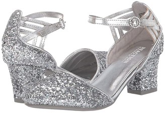 Kenneth Cole Reaction Sarah Shine (Little Kid/Big Kid) (Silver Multi) Girl's Shoes
