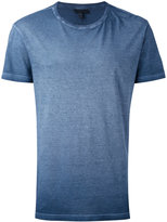 Belstaff degradé T-shirt - men - Cotton - S