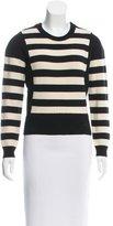 Kenzo Striped Wool Sweater