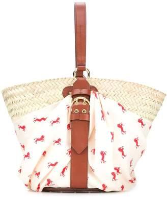 Chloé medium panier basket bag