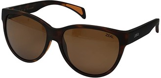 Zeal Optics Isabelle (Matte Tortoise w/ Copper Lens) Sport Sunglasses