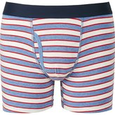 Uniqlo Men's Supima(R) Cotton Striped Boxer Briefs