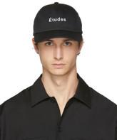 études Black Still Logo Cap