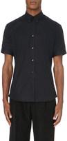 Alexander McQueen Slim-fit stretch-cotton shirt
