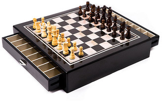 One Kings Lane Chess Set - Beige/Brown