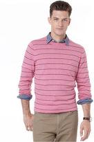 Nautica Striped Crew-Neck Sweater