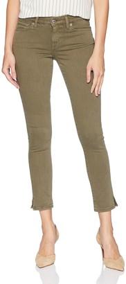 Lucky Brand Women's MID Rise Lolita Split Hem Skinny Jean in Mojave Valley 25