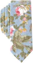 Original Penguin Men's Superior Floral Skinny Tie