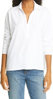 Frank And Eileen Heritage Jersey Popover Henley