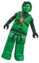 Disguise Lego Ninjago Boys Lloyd Prestige Costume