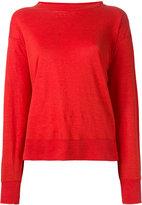 Etoile Isabel Marant 'Klowi' T-shirt - women - Linen/Flax - S