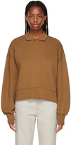 Thumbnail for your product : Won Hundred Brown Lilou Sweatshirt