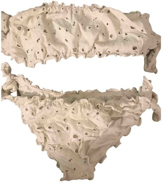 MC2 Saint Barth White Swimwear for Women