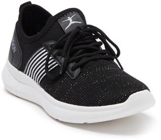 Danskin Mesh Lace-Up Sneaker