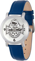Sesame Street Womens Blue Strap Watch-Wss000018