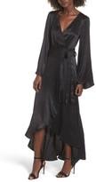 Show Me Your Mumu Women's Anita Wrap Maxi Dress