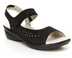 JBU Grace Comfort Wedge Sandal Women's Shoes