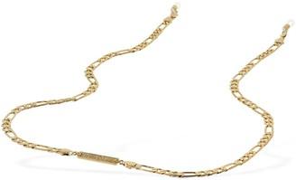 Frame Chain Full Figaro Chain Sunglasses