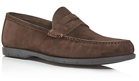 To Boot Men's Tribeca Moc-Toe Penny Loafers
