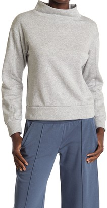 Alternative Turtleneck Pullover Sweatshirt