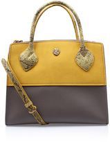 Anne Klein Maya Back Zip Satchel