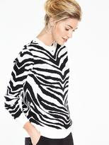 Very Zebra Jacquard Jumper