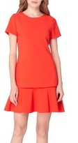 Tahari Women's Ruffle A-Line Dress