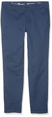Eddie Bauer Women's Legend Wash Boyfriend-Hose-Slim Trouser,(Size: 10)