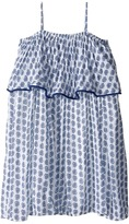 Polo Ralph Lauren Gauze Print Maxi Dress Girl's Dress