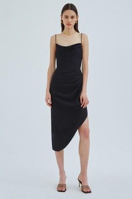 C/Meo PROVOKE DRESS Black