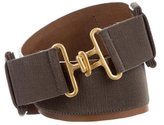 Nina Ricci Leather Waist Belt