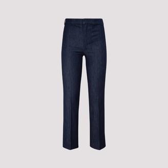 S Max Mara 'S Max Mara Campus Cropped Jeans