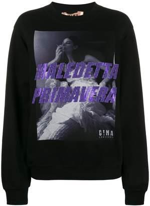 Gina Maledetta Primavera sweatshirt