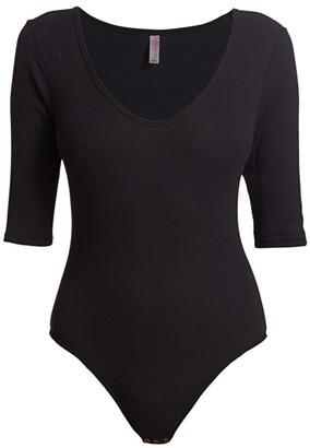 Commando Luxury Ribbed Bodysuit
