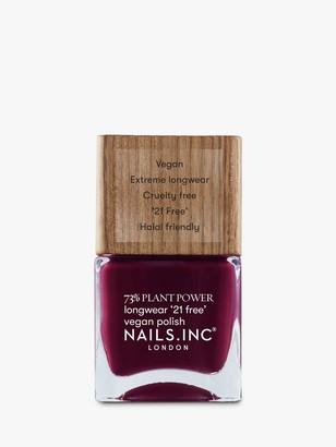 Nails Inc Plant Power Vegan Nail Polish