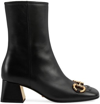 Gucci Baby Wedge Boots