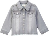 Jessica Simpson Stretch Denim Jacket (Baby Girls)
