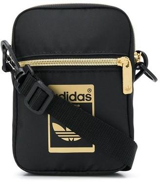 adidas Logo Print Crossbody Bag