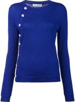 Altuzarra buttons detailing jumper - women - Merino - XS