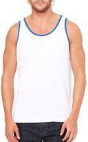 B.ella Bella+Canvas Men's Scoop-Neck Jersey Tank Top